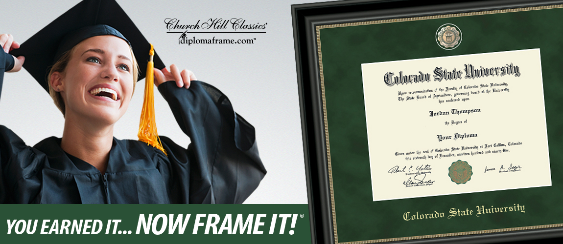 Shop Diploma Frames Today!