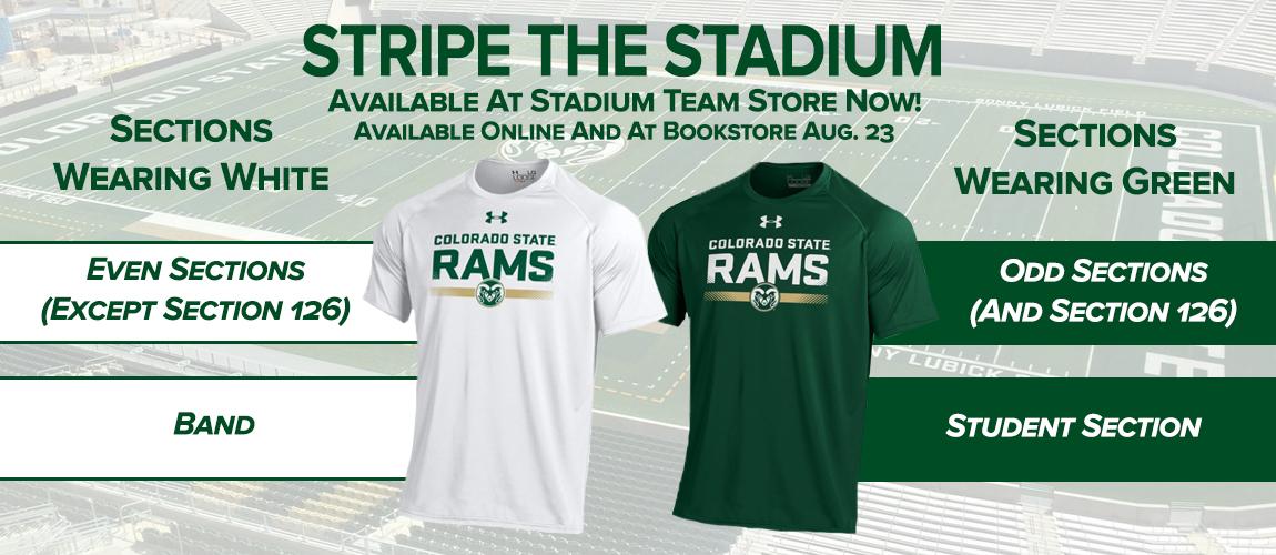 Stripe The Stadium!
