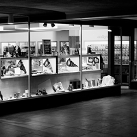 Colorado A&M Bookstore first opened in Johnson Hall, circa 1950