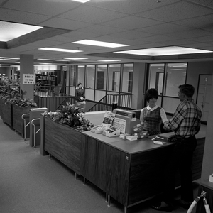 We outgrew our first LSC location and moved to our current space in 1968