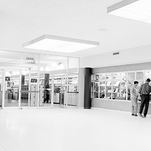 CSU Bookstore in the Lory Student Center in 1962