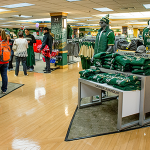 The CSU Bookstore earns the 2017 Collegiate Retailer of the Year honors from the National Association of College Stores