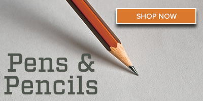 Pens & Pencils from the CSU Bookstore