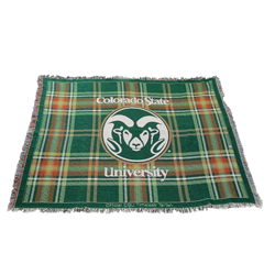 Shop Blankets at CSU Bookstore