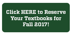 Click HERE to Reserve Your Textbooks for Fall 2017!