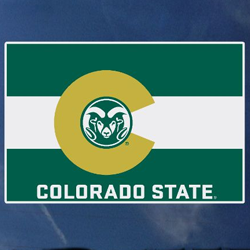 Shop Decals at the CSU Bookstore