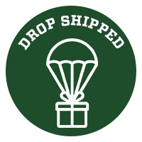 Drop Ship Item Logo - Package with Parachute