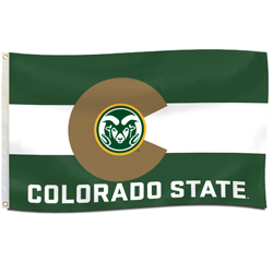 Shop Flags and Banners at the CSU Bookstore