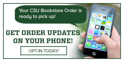 Get Order Updates Right on Your Phone! Get details today!