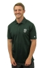 Green Colorado State Rams Under Armour Performance Polo
