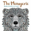 Menagerie Coloring Book by Barron's