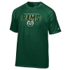 Green Colorado State University Rams Champion Tee