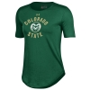 Green Under Armour Colorado State University Tee