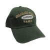 Dark Green Colorado State University Lacrosse AHEAD Hat