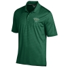 Dark Green Stripe Colorado State Rams Champion Polo