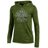 Green Triblend Colorado State Under Armour Circle Hood