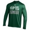Green Colorado State Earn Your Armour Under Armour Tee