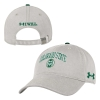Stone Grey Colorado State Under Armour Hat