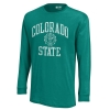 Green Colorado State University Seal Long Sleeve Gear Shirt