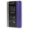 Violet Folio Professional Notebook by Moleskine