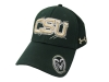 Green Colorado State CSU Under Armour Hat - L/XL