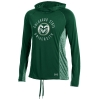 Green Colorado State University Under Armour Hoodie