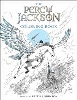 Percy Jackson & the Olympians Coloring Book