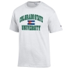 White Colorado State Pride Short Sleeve Champion Tee
