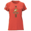 Orange Old Aggie Superior Lager Colorado State Women's Tee