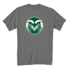 Cover Image for Champion® Large Ram Head Colorado State Green Tee