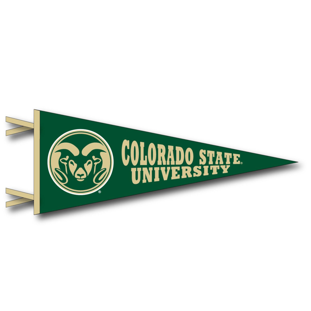 Colorado State Rams CSU University Large College Flag