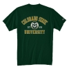 Champion® Basic Colorado State University Tee Green Image