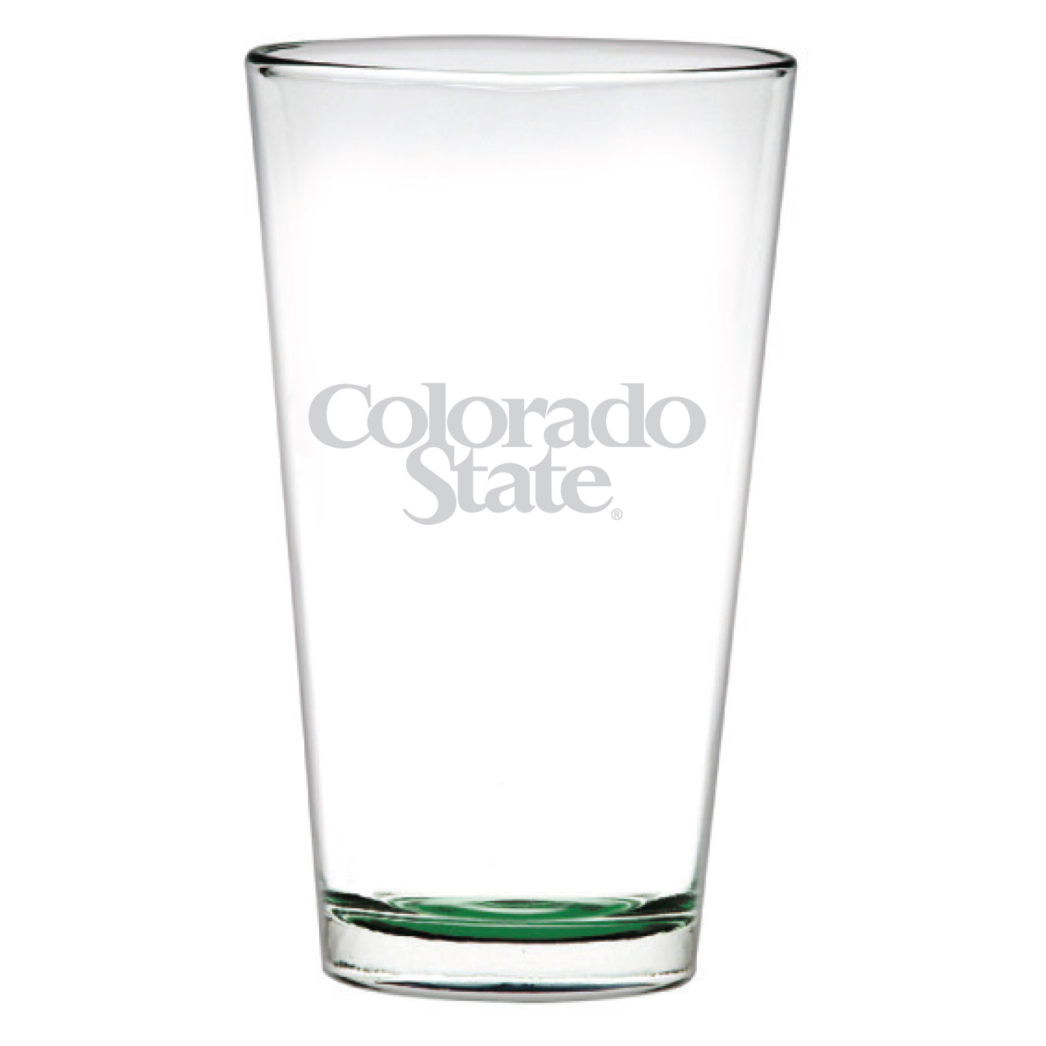 Image For 16 OZ Colorado State University Glow Glass