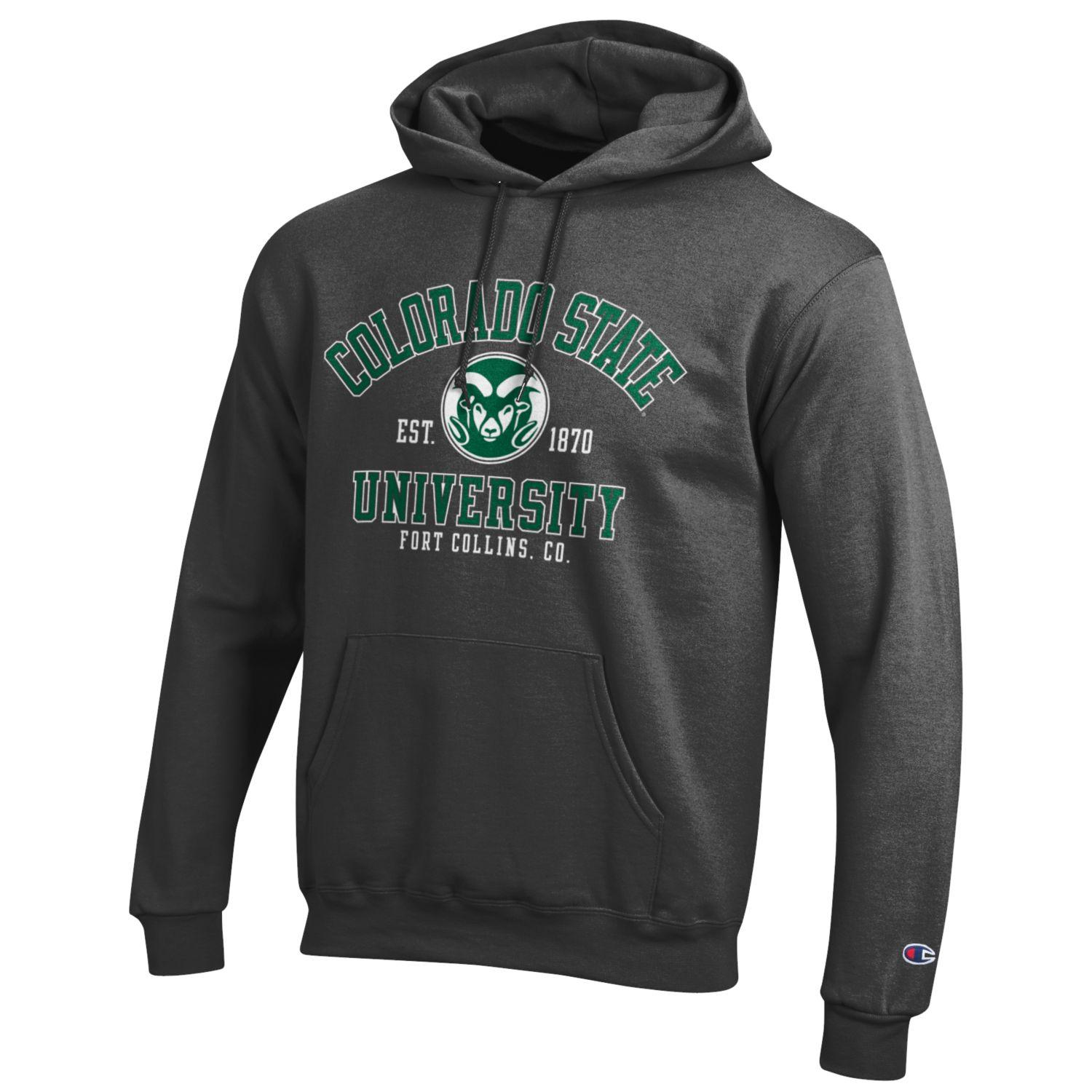 Image For Granite Heather Champion Sweatshirt