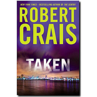 Image For Taken by Robert Crais