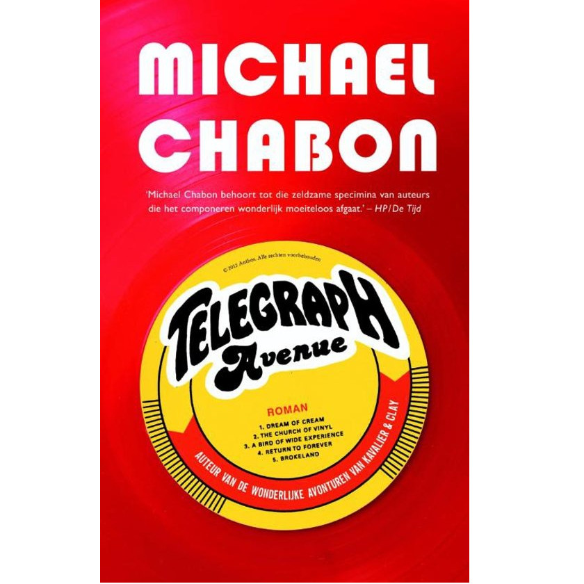 Image For Telegraph Avenue by Michael Chabon