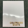 Cover Image for Green Colorado State Pocket Folder