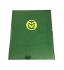 Green Ram Head Pocket Folder Image