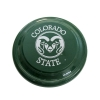 Image for Green CSU Ram Head Flying Disc