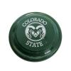 Image for Green CSU Ram Head Flying Disc