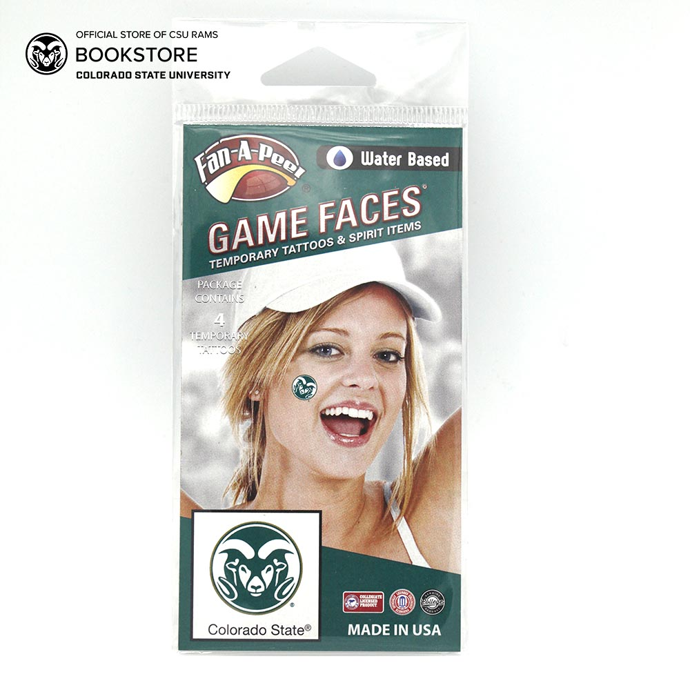 Image For Game Face Tattoos