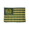 "Cover Image for CSU Rams Green 12"" x 15"" Garden or Window Flag"