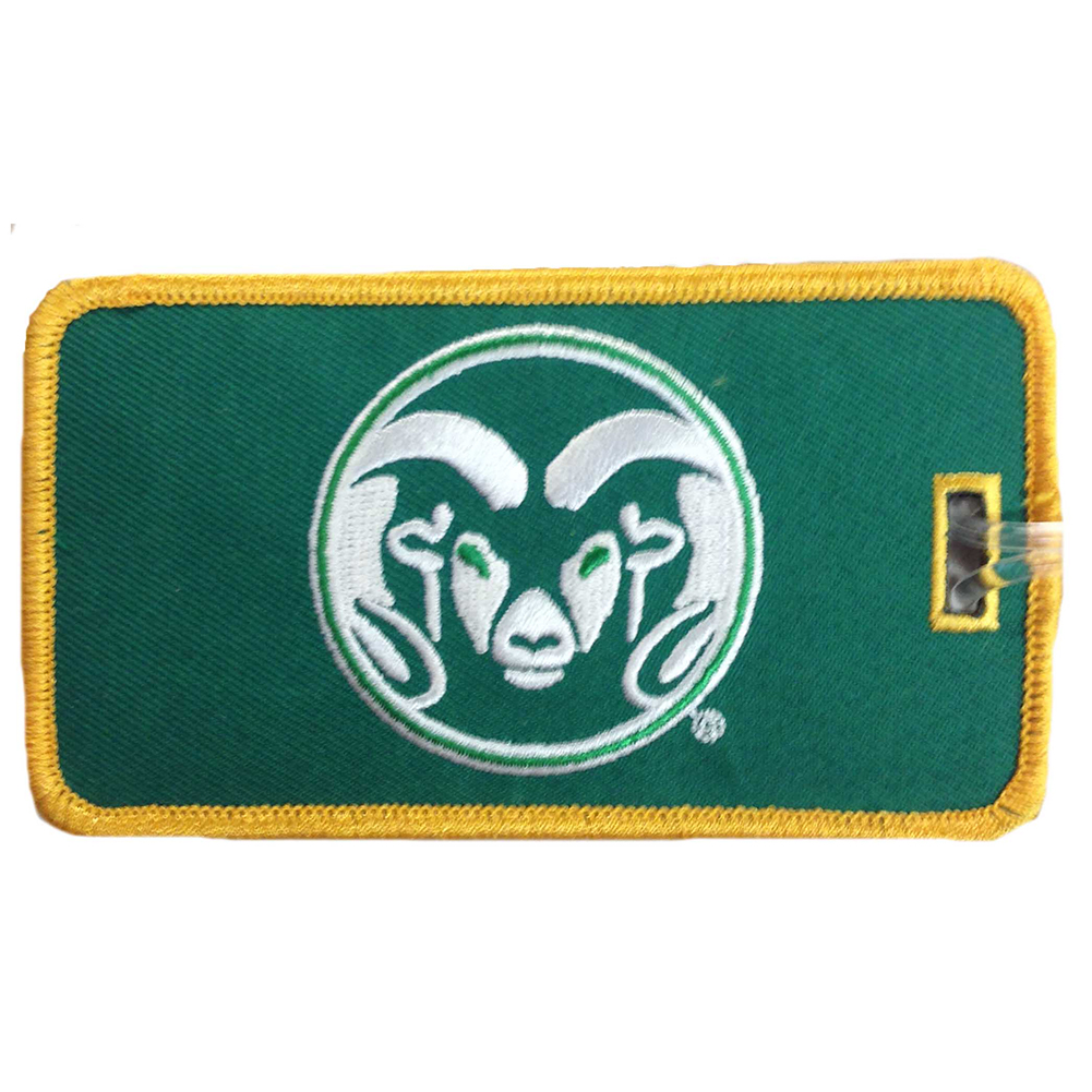 Image For CSU Luggage Tag