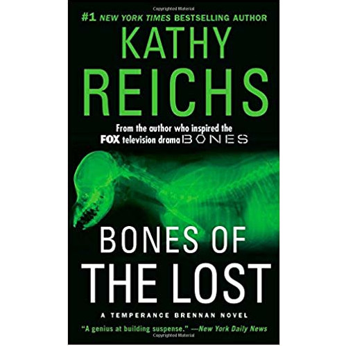 Image For Bones of the Lost by Kathy Reichs