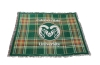 Cover Image for Colorado State University Tartan Afghan