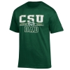 Cover Image for Green CSU Dad Crew Neck Sweatshirt by CI Sport