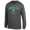 Image for Granite Heather Colorado State University Champion LS Tee