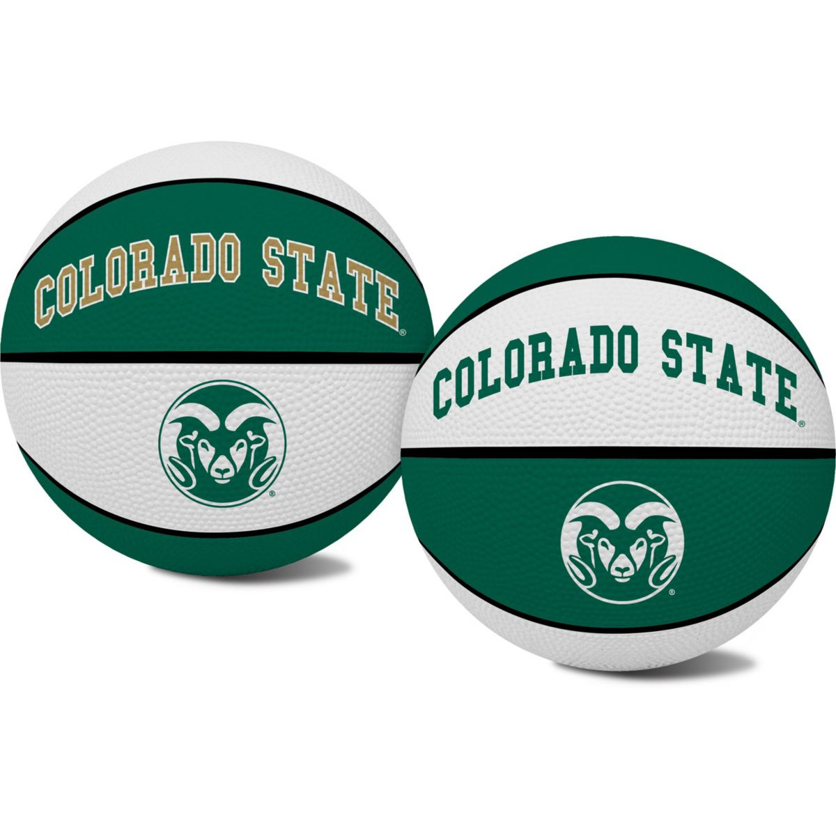 Image For Ally-oop Colorado State University Mini Basketball