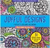 Image for Joyful Designs by Peter Pauper Press