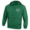 Cover Image for Charcoal 1/4 Zip Colorado State University RamHead Vest